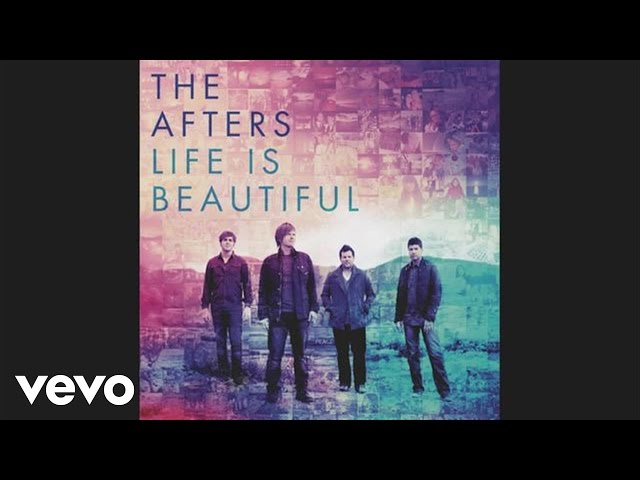 The Afters - Love Is In The Air (Pseudo Video)