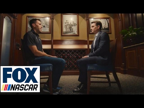 Jeff Gordon 1-on-1 with Aric Almirola I NASCAR RACEDAY