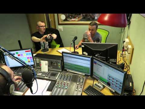 Czesław Mozil interview on Polish Waves on Cambridge 105
