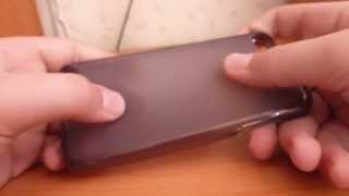 обзор чехла Jekod для ipod touch 5:)