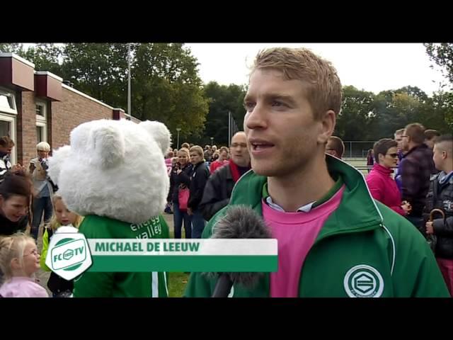 SJS wint zeer geslaagd FC Groningen G-toernooi 2013