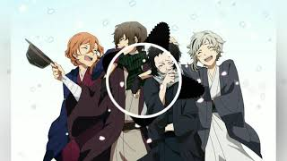 Bungou Stray Dogs 3rd Season Ending Full : Lily - Luck Life