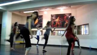 Hight Jazz Dance* Cours de Danse  de Francine Ferreira le 04/03/09 - 1