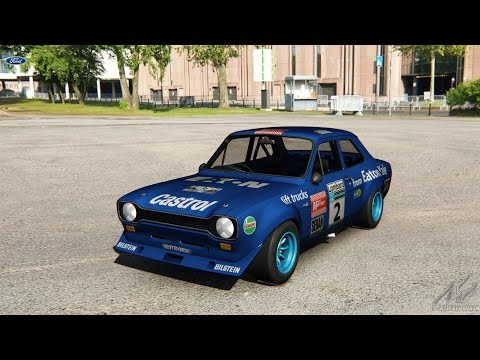 Assetto Corsa-Dream Pack 3: Ford RS1600 @ Imola |