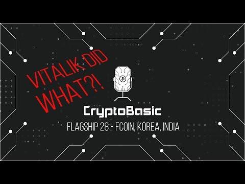 Flagship Friday #28 - Vitalik, Binance, JPMorgan, and FCoin Scam