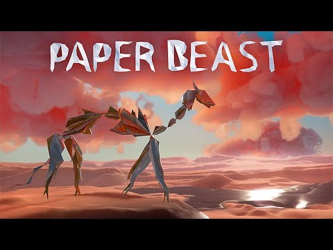 """Paper Beast - Bande Annonce """"PC VR"""""""