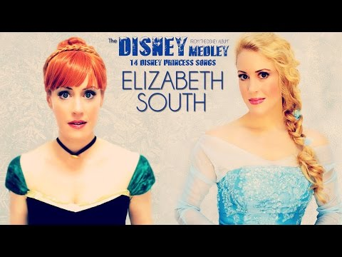 14 Disney Princess Medley (Frozen, For the First Time, Let It Go & more) - ElizabethSouth