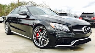 2017 Mercedes Benz AMG C63S Sedan Full Review /Start Up /Exhaust /Short Drive(Facebook Fan Page https://www.facebook.com/Automoho Follow Me On Instagram Here http://www.instagram.com/automoho 2017 Mercedes Benz AMG C63S ..., 2017-01-06T04:43:34.000Z)