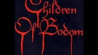 Children of bodom - Bodom beach terror.