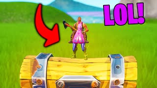THE BUG of THE CHIQUITOLINA PASTILLAS in FORTNITE!❓😱