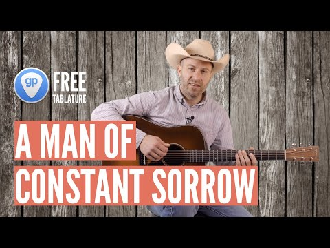 """How To Play """"A Man Of Constant Sorrow"""""""
