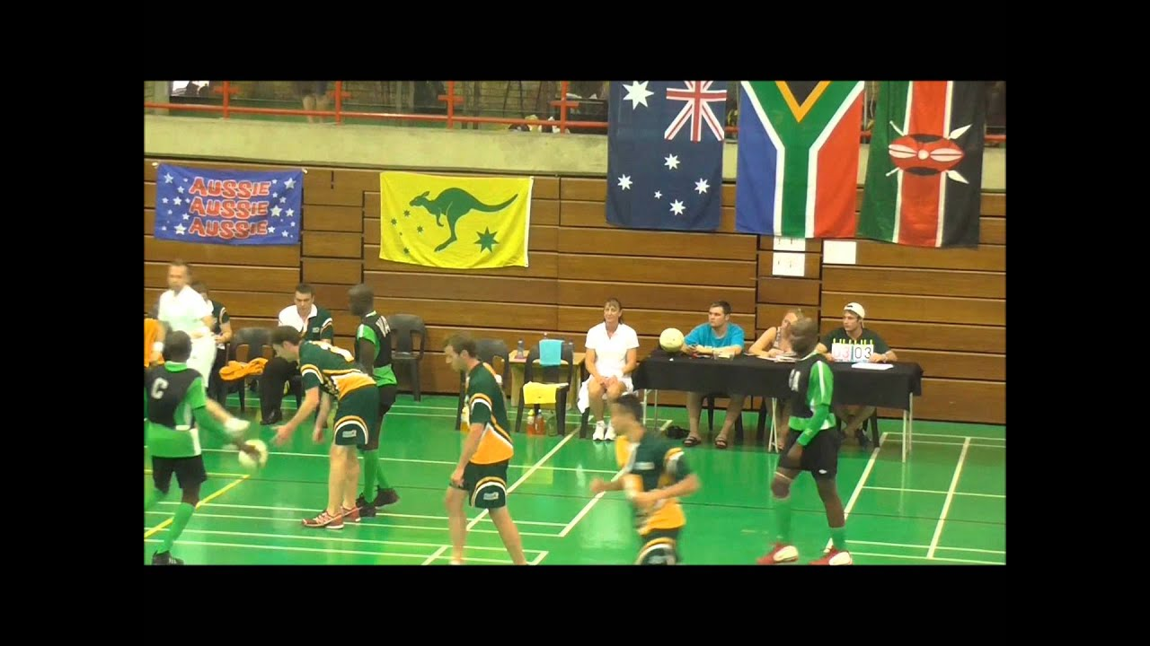 World Cup Final Mens Netball 2013 - YouTube