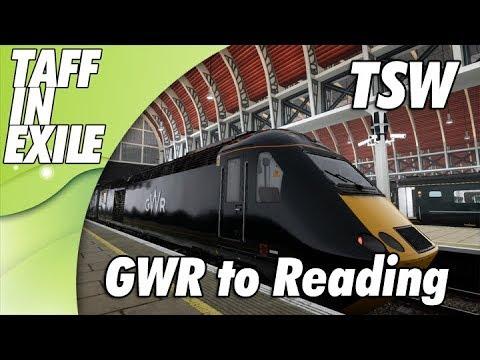 Train Simulator World   GWR DLC   HST Paddington to Reading