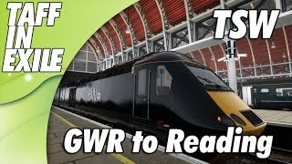 Train Simulator World | GWR DLC | HST Paddington to Reading