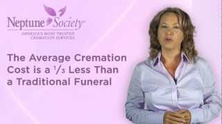 Funeral Costs vs. Cremation Costs - Neptune Cremation Society
