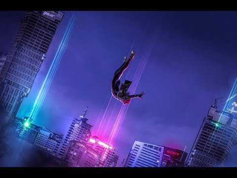Jaden Smith - Way Up (Spider-Man Into The Spiderverse MMV)