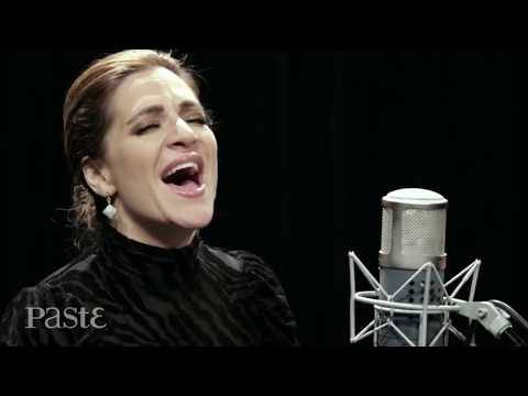 Shoshana Bean at Paste Studio NYC live at The Manhattan Center