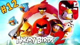 Игра Angry Birds 2 Энгри Бёрдс 2-я часть на русском языке. Прохождение и обзор Game Review
