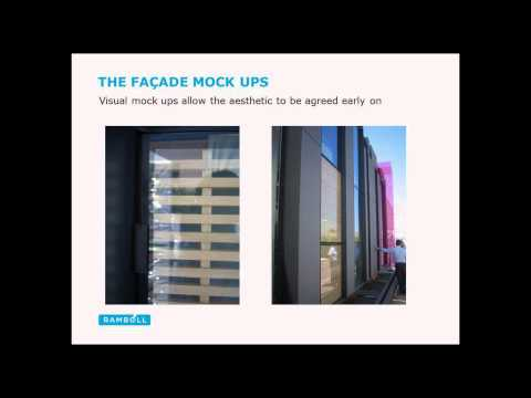 Oxford Brookes University Build Talk 6 (The Façade Engineers -- Neesha Gopel and Kevin Yin)