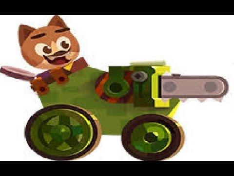 С.A.T.S   #3 Мультик игра про котиков конструкторов боевых машин Мульт ИГРА #Мобильные игры