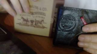 LEVI`S кошелек в подарочной коробке, Обзор от Интернет магазина SHOPANDWEB.RU