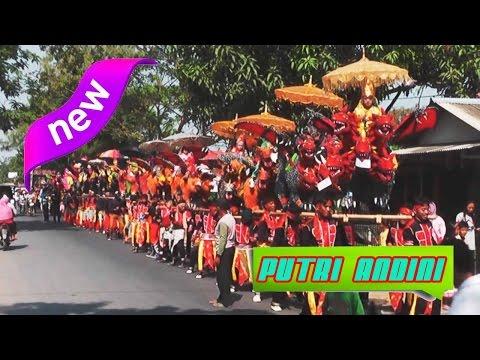 ATRAKSI  - singa dangdut PUTRI ANDINI 26/07/2015
