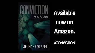 Conviction: An Ash Park Novel by Meghan O'Flynn (Official Trailer)