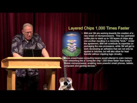 Chuck Missler -- Transhumanism