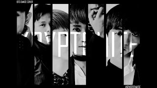 Gambar cover BTS (방탄소년단) - Intro Fire/Baepsae/Not Today cover by KRYPTONITE DC
