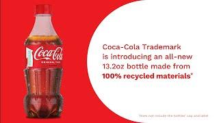 Más del 94% de los envasescomercializados por Coca-Cola en Norteaméricason reciclables actualmente.
