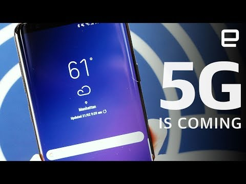 How 5G Works with Your Next Phone