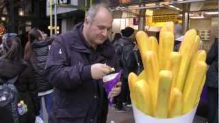 Frites (fried Potato) - Amsterdam, The Netherlands 2012