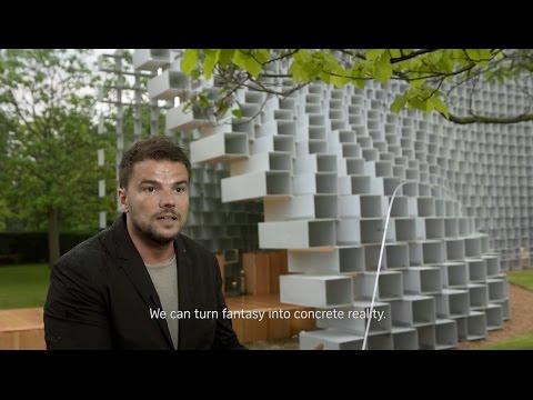 Serpentine Pavilion 2016: Bjarke Ingels