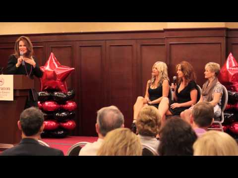 Chris Widener, Kim Somers Egelsee, Susie Augustin, Claudia Cooley red carpet book launch event 2