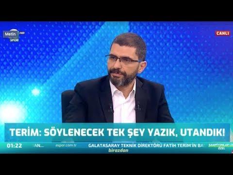 Real Madrid 6 - 0 Galatasaray  Ilgaz Çınar Maç Sonu Yorumları / A spor