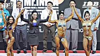 IBBF Womens Physique Winner INDIA 2018 - Sanjana Dalak