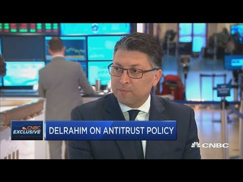 Department of Justice's antitrust chief on regulating big tech