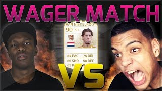 FIFA 14 Xbox One | KSI VS Gonth HUGE WAGER!!!!!