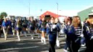 Shenango HS marching band @ Lawrence Co. PA fair