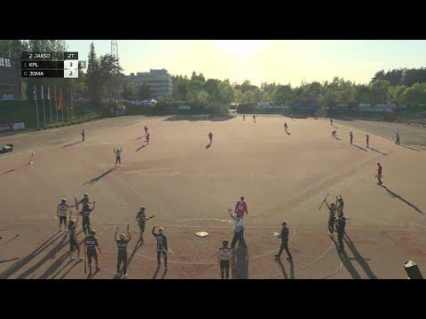 KPL ja JoMa kamppailivat aurinkoisessa Kouvolassa - Katso huippuhetket
