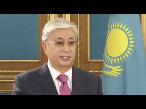 Kazakh president stresses cooperation ahead of China visit