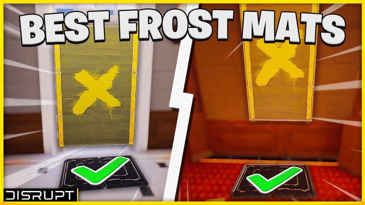 Download The BEST Frost Mat Spots In Rainbow Six Siege
