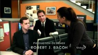Opening Squadroom Scene - NCIS 9x13 A Desperate Man