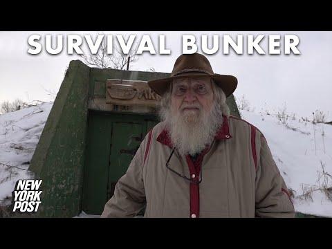 'Ark Two' Nuclear Fallout Shelter Seemed Crazy 'til Coronavirus | New York Post