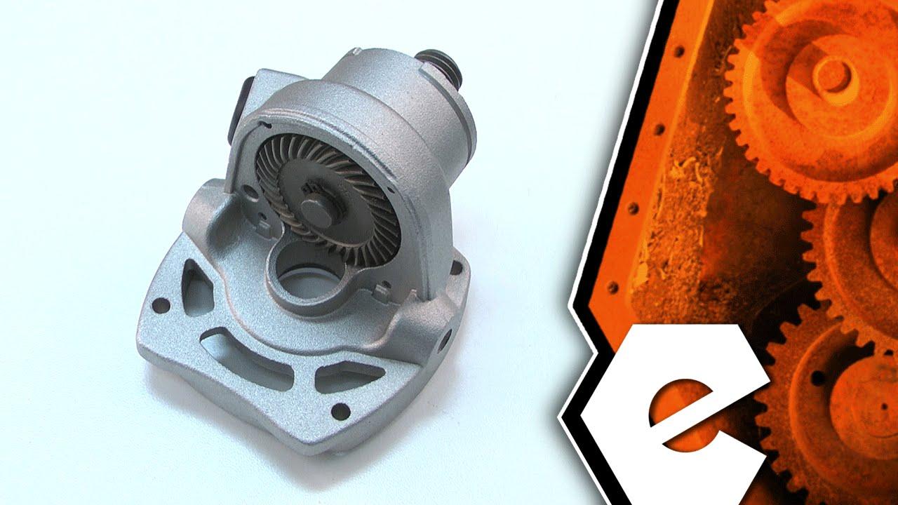 Angle Grinder Repair Replacing The Gear Case Dewalt