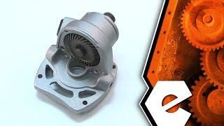 Angle Grinder Repair - Replacing the Gear Case (DeWALT Part # 623586-00SV)