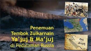 Inilah Tembok Zulkarnain Ya'juj & Ma'juj di pedalaman Russia bukti keajaiban Allah di dunia nyata