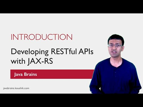 REST Web Services 01 - Introduction
