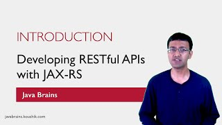 Developing REST APIs with JAX-RS