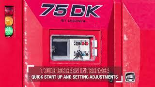 75DK Shredder by Lindner
